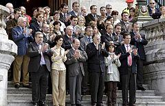 Esta mañana - Concentraciones en varios ayuntamientos españoles