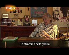 Vázquez-Figueroa: la atracción de la guerra