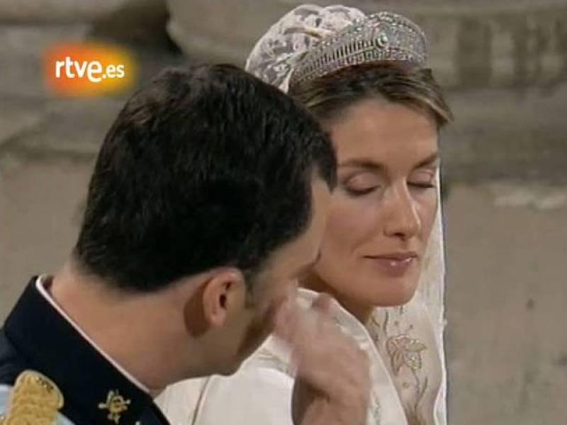 Boda de los príncipes de Asturias