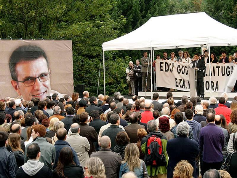 Un año del asesinato de Puelles a manos de ETA