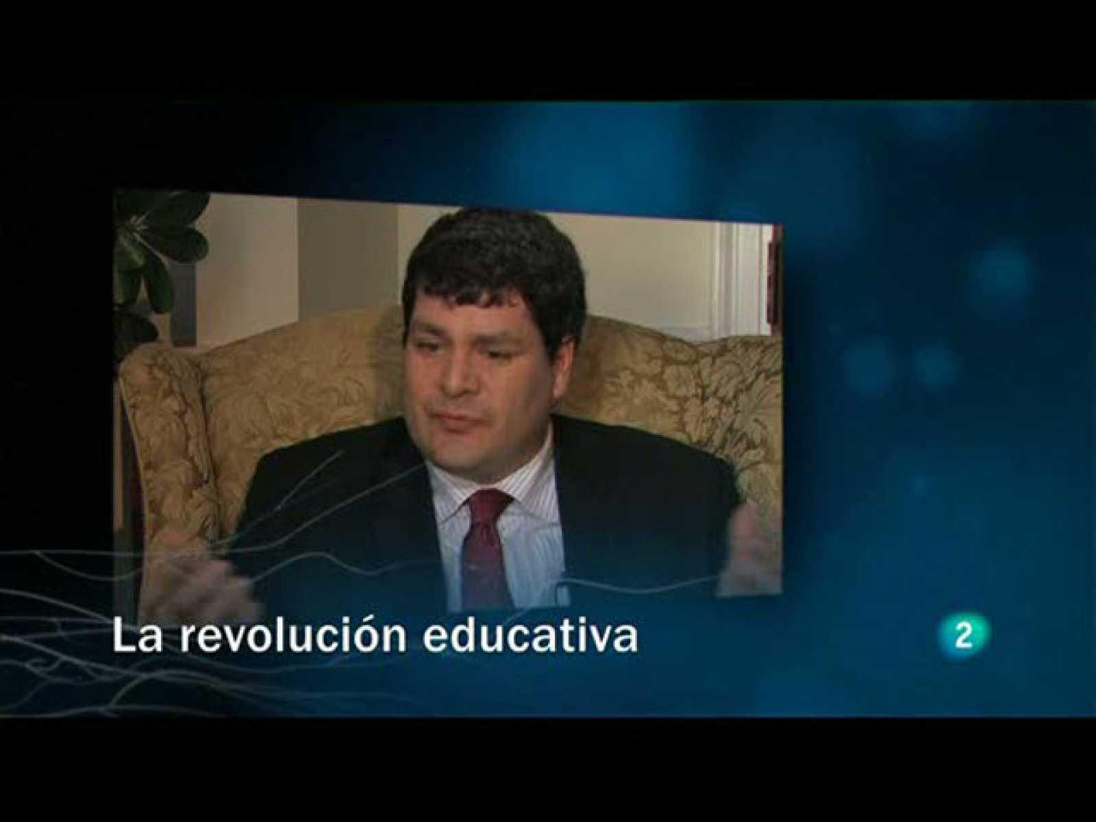 Redes (20/06/10): La revolución educativa