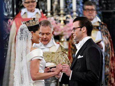 Victoria y Daniel, boda por amor
