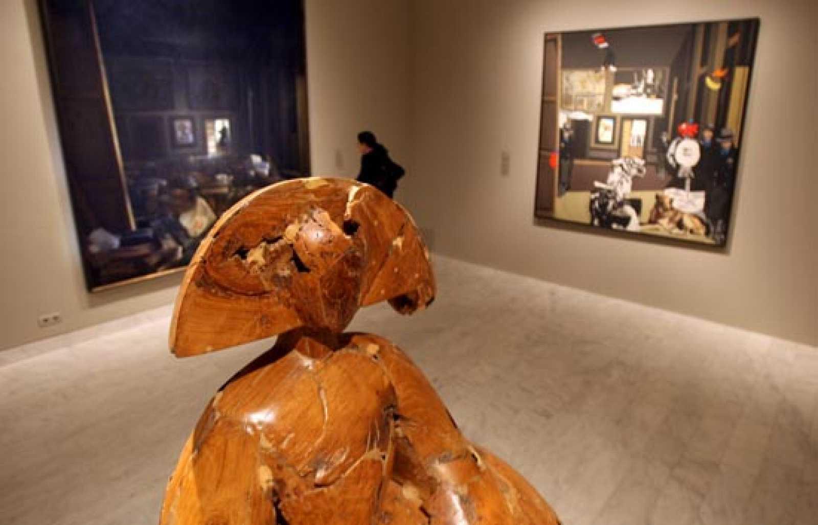 Velázquez visita a Picasso