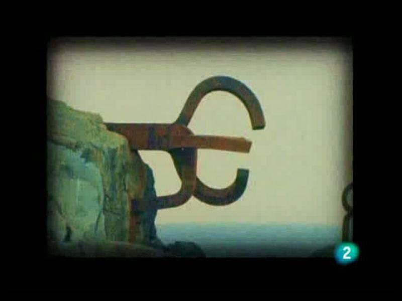 La mitad invisible: El peine del viento, de Eduardo Chillida (27/06/10)