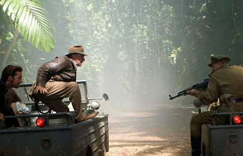 Trailer: la cuarta de Indiana Jones