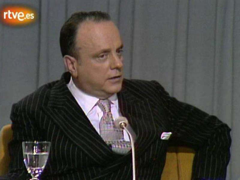 Entrevista a Manuel Fraga en 1976