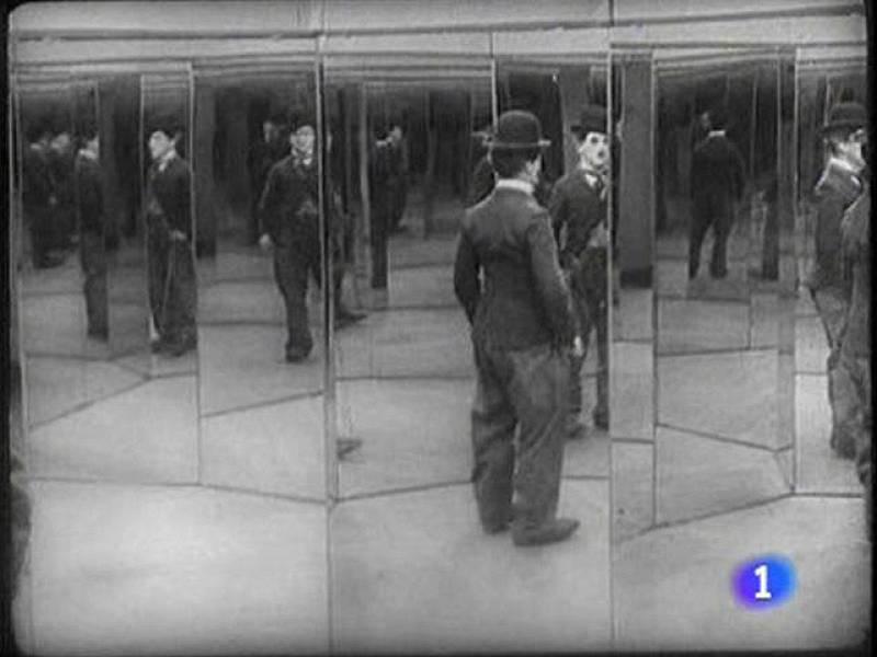 Aparece un corto inédito de Chaplin