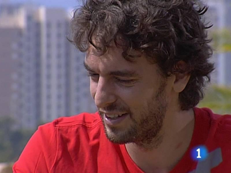 Pau Gasol ha concedido una entrevista en exclusiva para RTVE