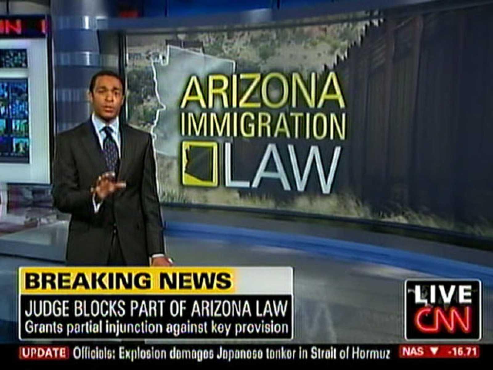 Arizona sigue en debate por la ley de extranjería