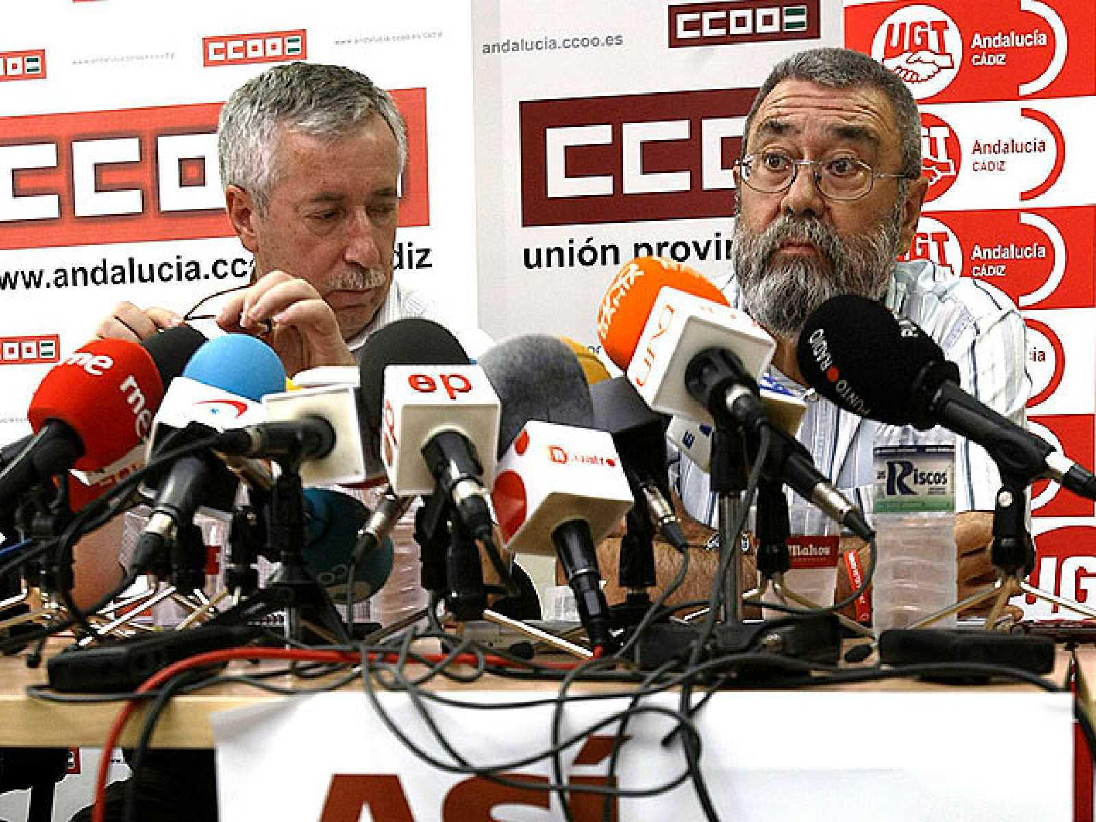 Los sindicatos critican la aprobación de la Reforma Laboral