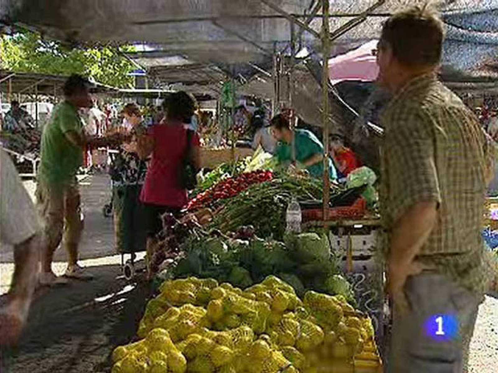 En España 140 mil familias viven de la venta ambulante