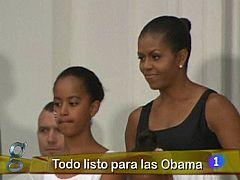 Gente - Todo a punto en Marbella para recibir a las Obama - 03/08/10