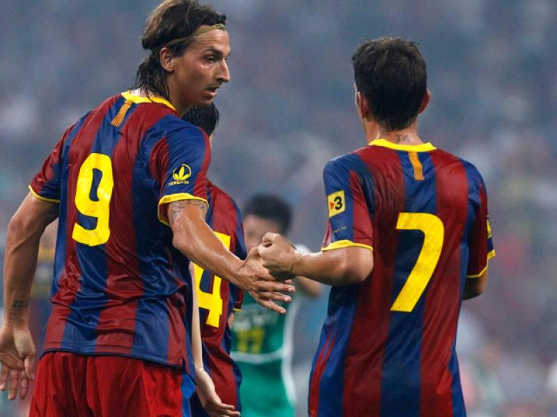 El Barcelona está en cuadro para la ida de la Supercopa
