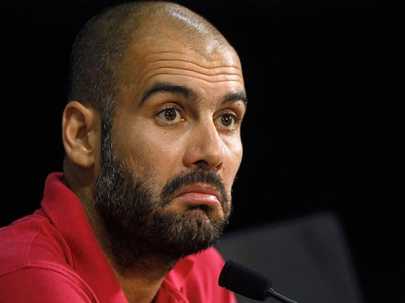 Guardiola no ha llamado a ninguno de los campeones del mundo para el partido de ida de la Supercopa, para el que contará con los canteranos como base del equipo.
