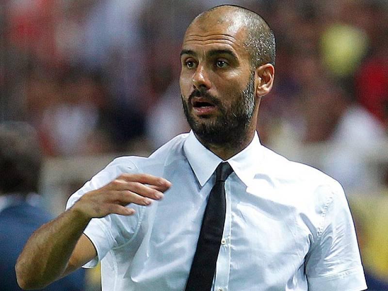 """Guardiola: """"El resultado es excesivo"""""""