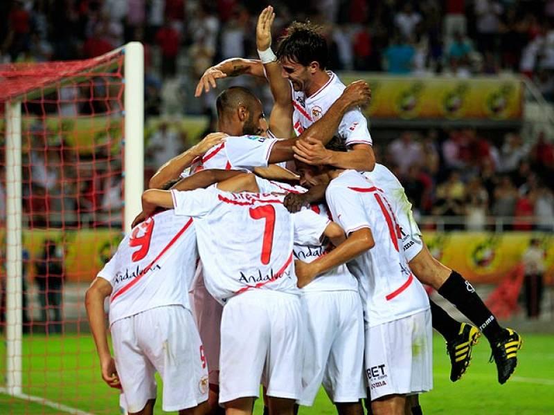 El Sevilla, más cerca del primer título