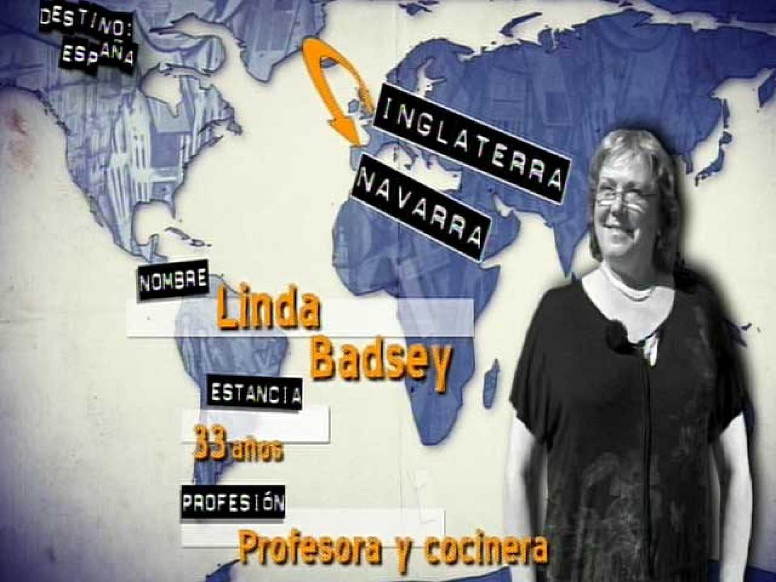 Destino: Navarra II, Linda