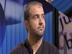 Programa de mano - Entrevista al especialista musical Carlos González