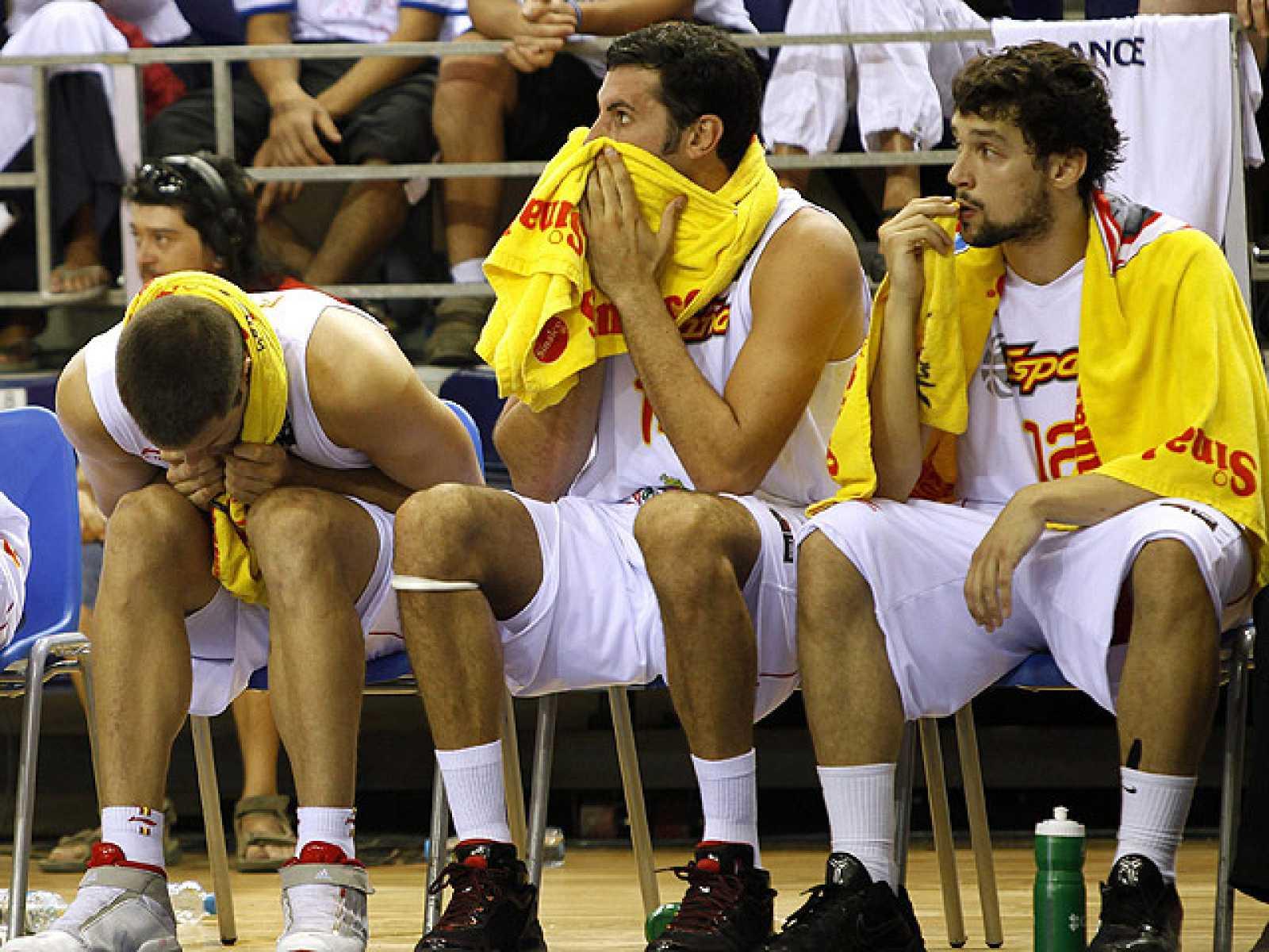 España tropieza de nuevo en el Mundial