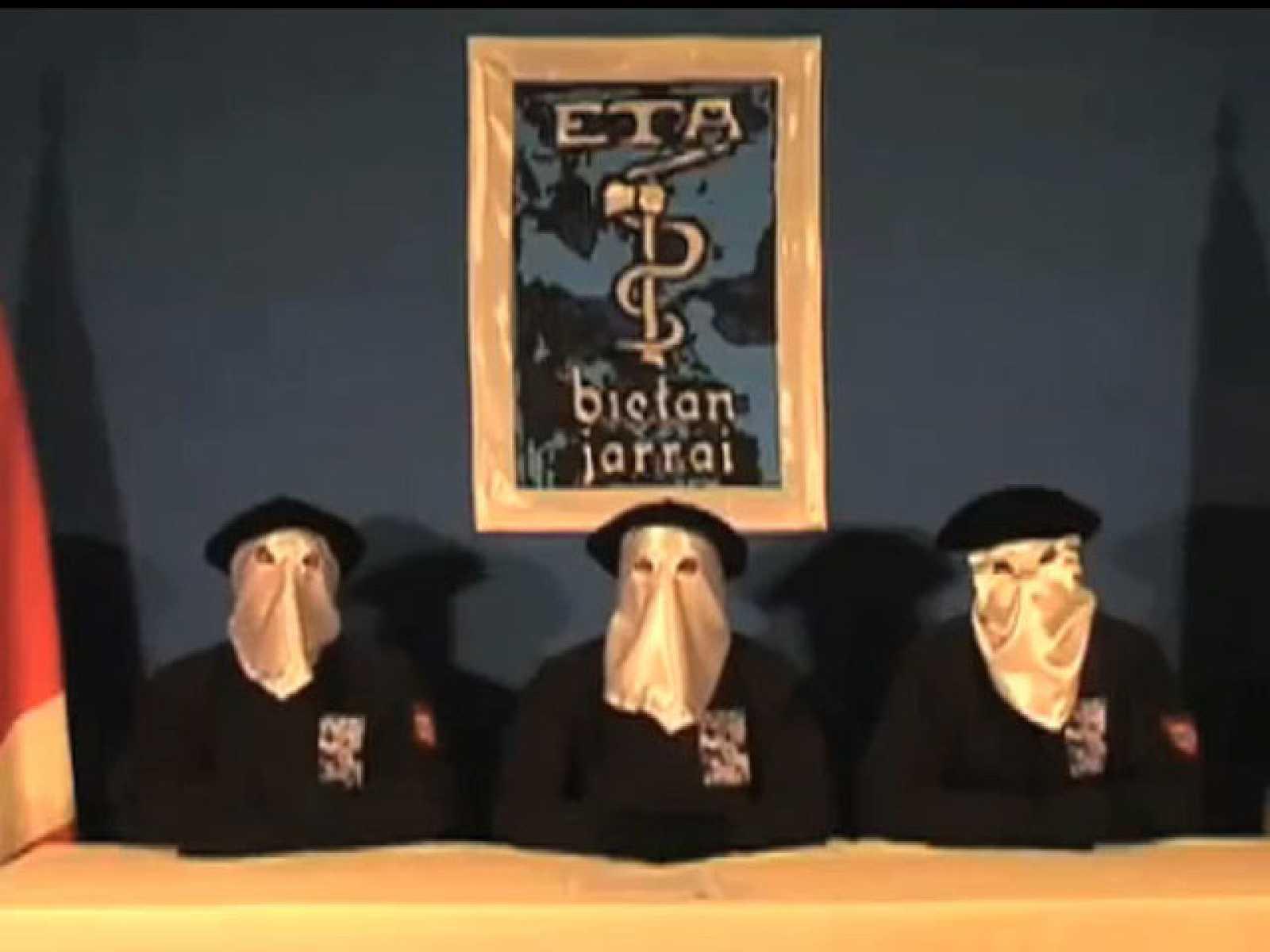 ETA anuncia un alto el fuego