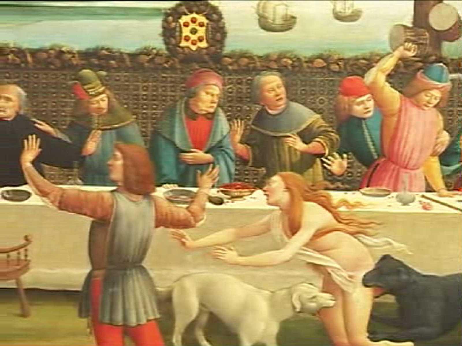 Ghirlandaio y el Renacimiento en Florencia