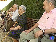 Reporteros del telediario - Aumentan las peticiones para acceder a una residencia pública de ancianos