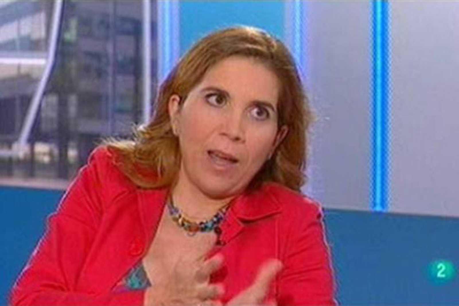 Entrevista Nuria Oliver becas La Caixa