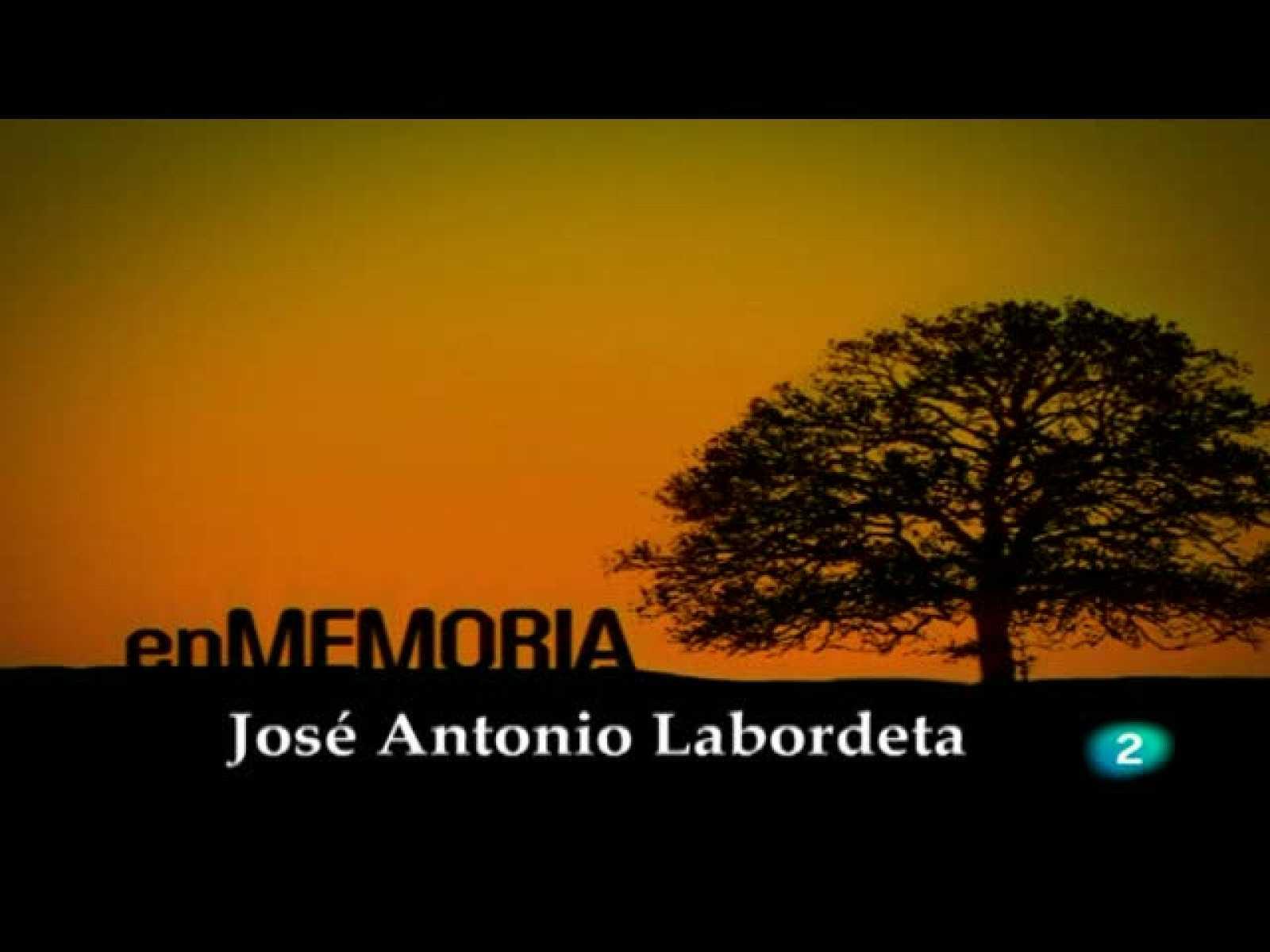 En Memoria José Antonio Labordeta (03/10/10)