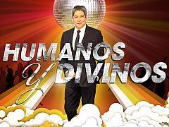 Humanos y divinos - El equipo de RTVE.es se cuela en la grabación
