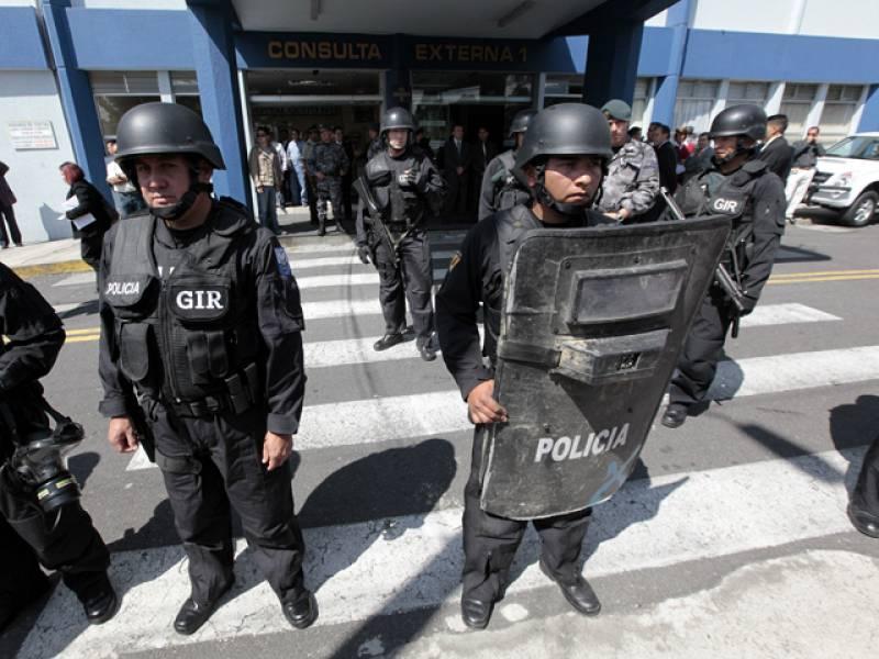 Estado de excepción en Ecuador