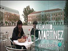 Mapa sonoro - Klaus & Kinski, Wire, La Bien Querida, Joe Crepúsculo, Ignacio Escolar y Enrique Morente