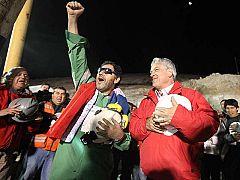 Chile proyecta imagen de eficacia con el rescate a los mineros