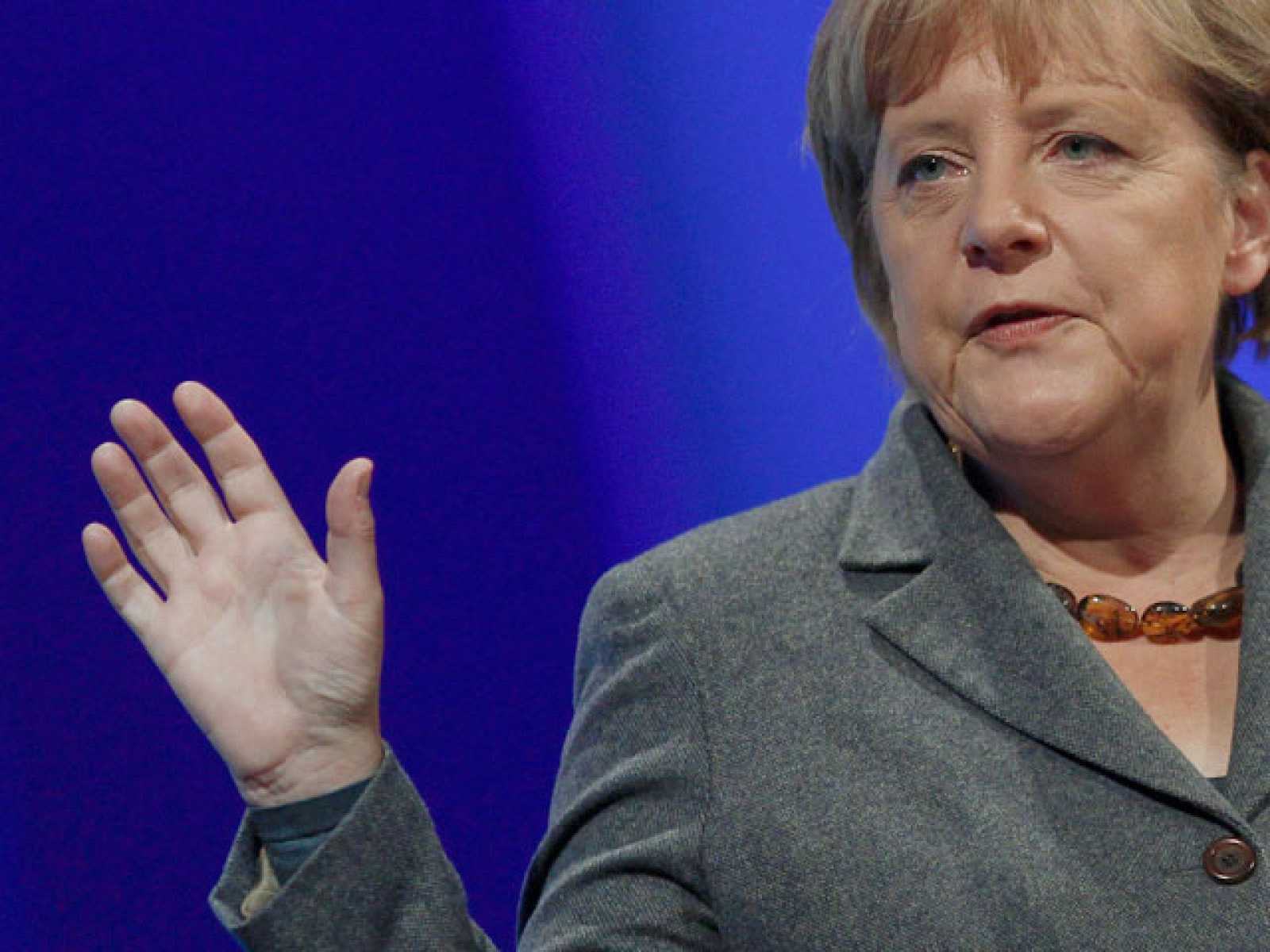 """Merkel: """"La sociedad multicultural ha fracasado"""""""