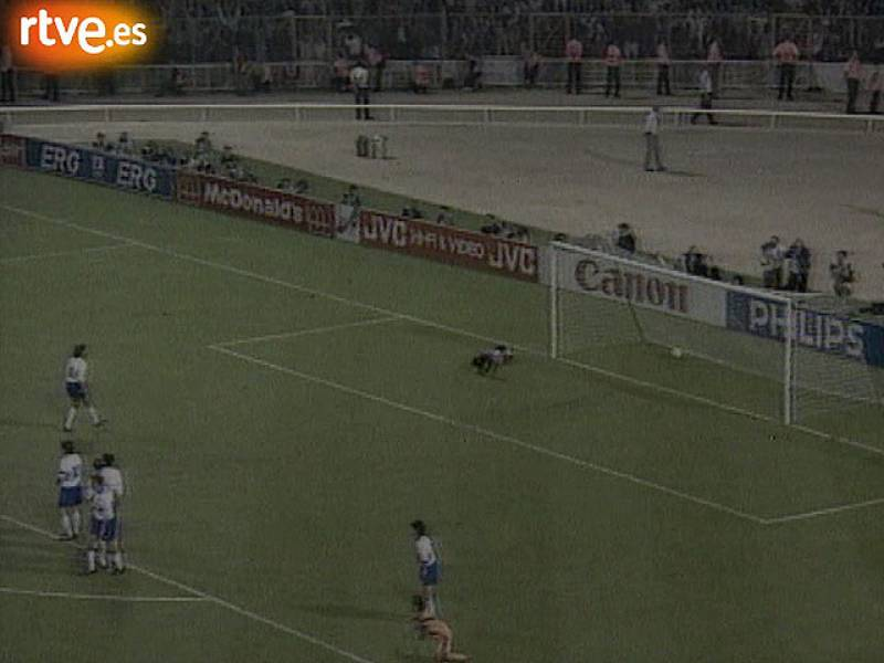 El Barça gana su primera Copa de Europa en 1992