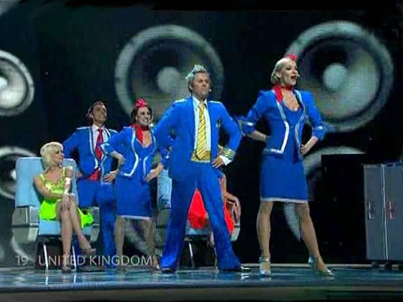Eurovisión 2007 - Reino Unido