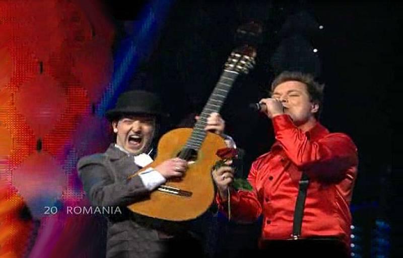 Rumanía - Eurovisión 2007