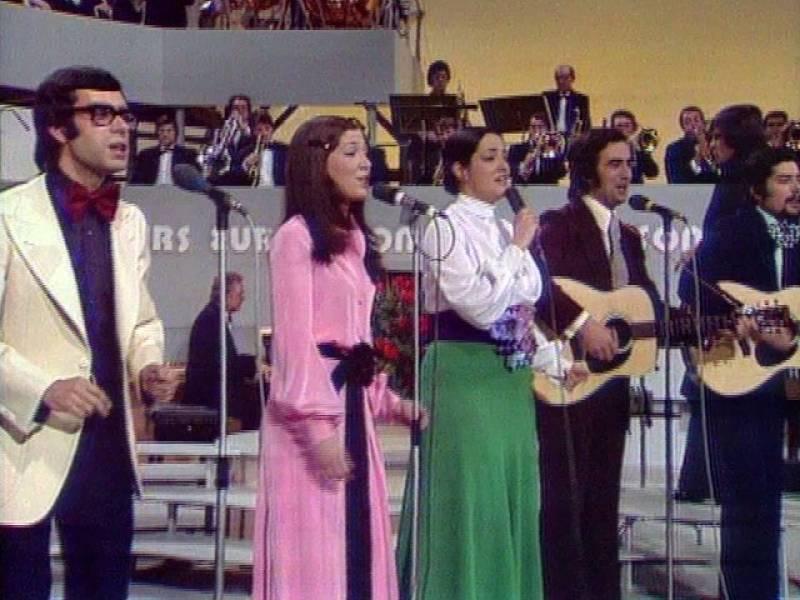Eurovisión 1973 - España