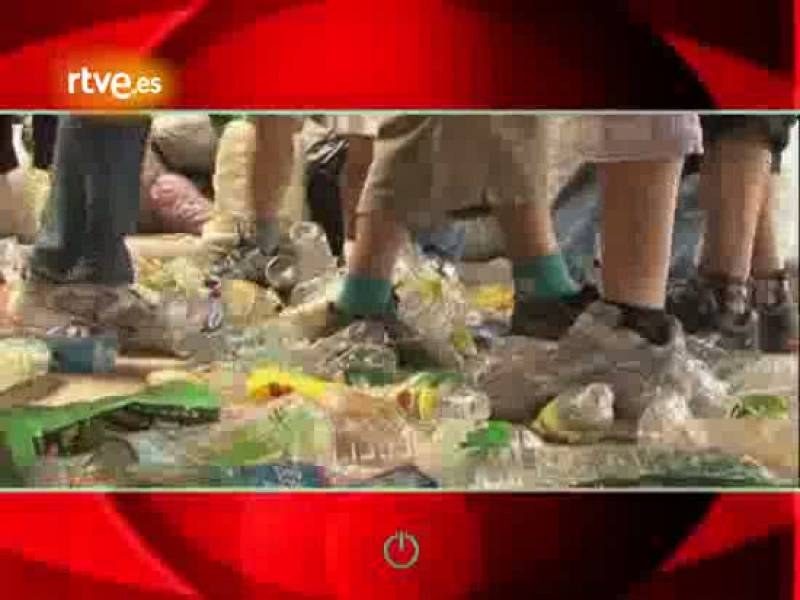 En Taiwan, se ha puesto en marcha una iniciativa de reciclaje con fines solidarios.