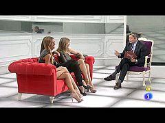 Humanos y Divinos - Eduardo Noriega, Bigas Luna y tres top models
