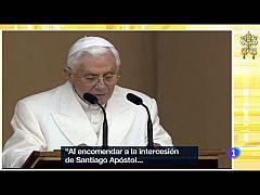 Especial Informativo - Visita de S.S. el Papa Benedicto XVI - 3ª parte