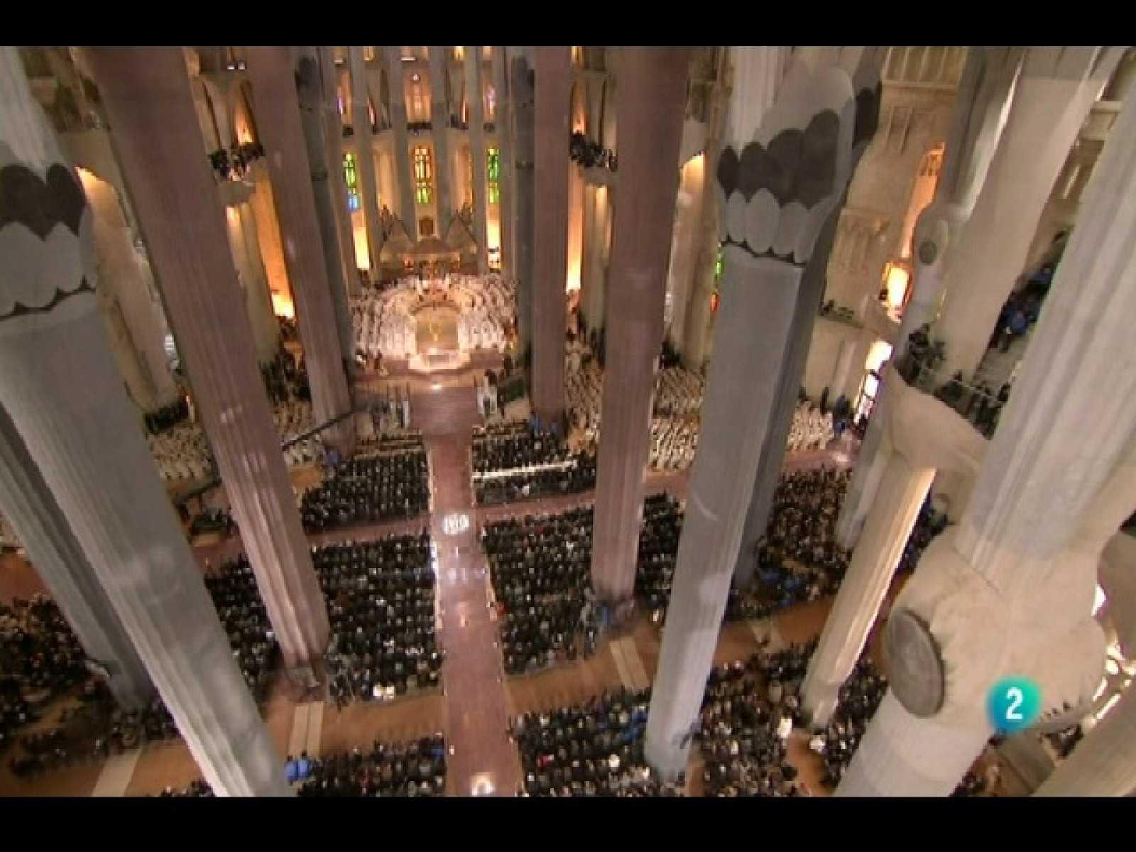 El día del Señor ll - Consagración de la Sagrada Familia de Barcelona (07/11/10)