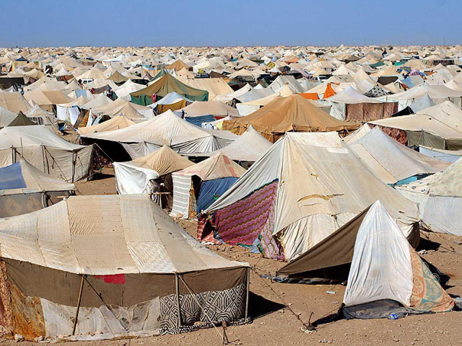 Marruecos comienza a desmantelar los camapmentos en El Aaiún