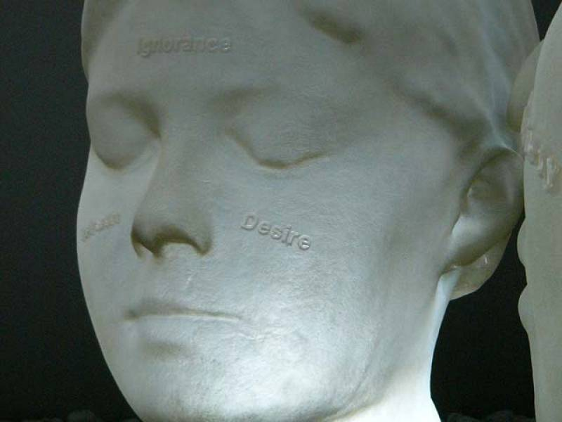 La escultura de Jaume Plensa