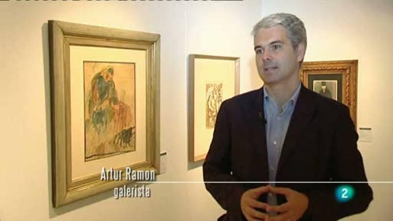 Artur Ramon, galerista
