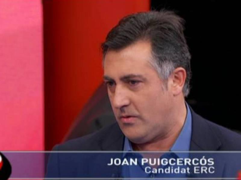 """Joan Puigcercós: """"Yo le contestaré en catalán"""""""