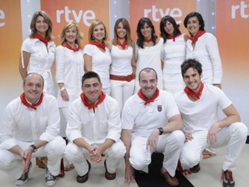 Ver Video Sanfermines 2010 en RTVE