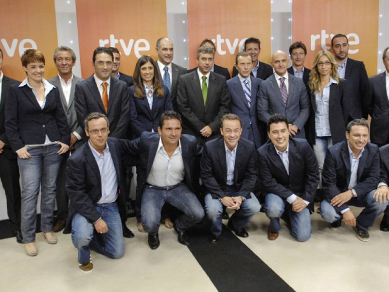 La Champions League se juega en RTVE