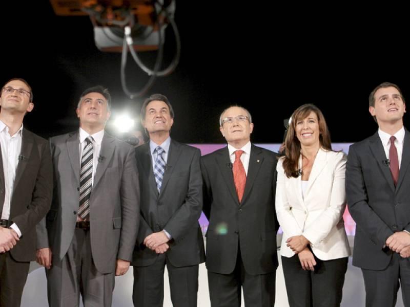 Habrá cara a cara entre José Montilla y Artur Mas