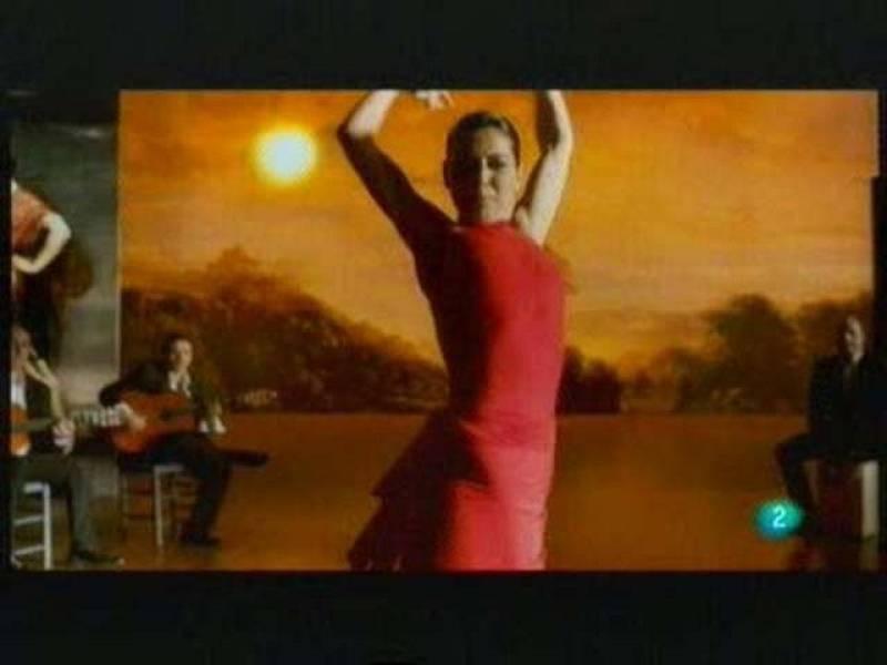"""""""Flamenco, flamenco""""  de Carlos Saura"""
