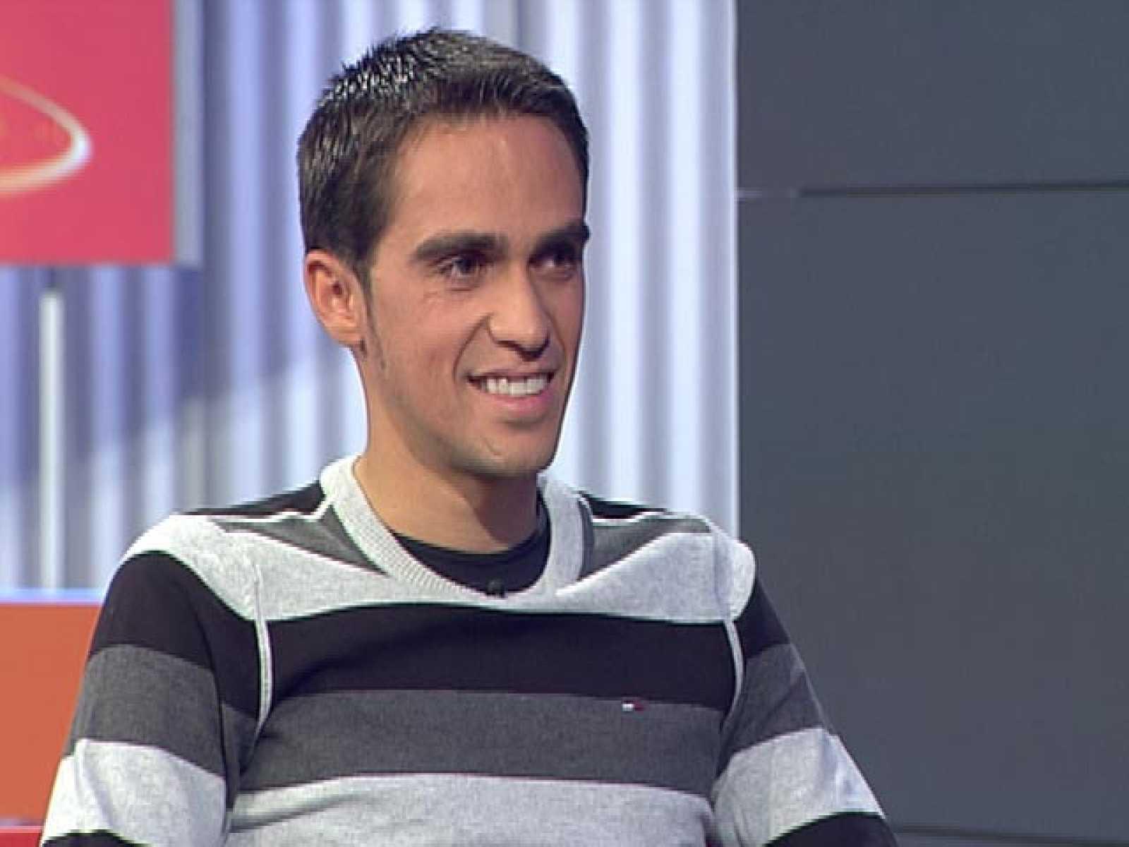 El ciclista de Pinto, triple vencedor del Tour de Francia, ha concedido una amplia entrevista en Teledeporte donde defiende una vez más su inocencia en el caso de presunto dopaje por clembuterol